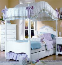 Is This Nice Choose for Girls Room, Girls Canopy Bed ...