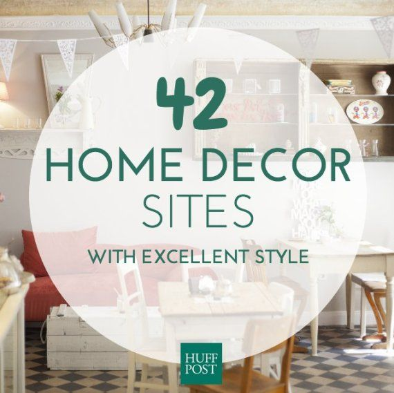 The 42 Best Websites For Furniture And Home Decor Furniture