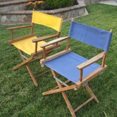 Folding Chairs Bunnings Chair Covers Omaha 2 Vintage Camping Canvas Directors Wood