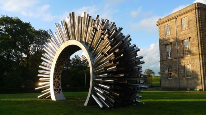 Image result for Aeolus was made by Luke Jerram