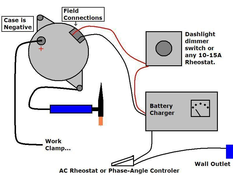 Alternator Welder Wiring Diagram : 32 Wiring Diagram