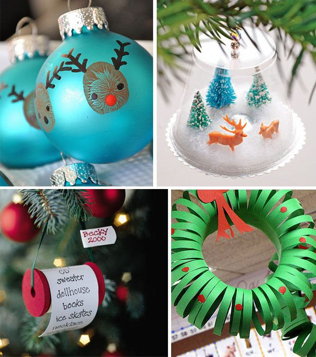 easy last minute christmas crafts