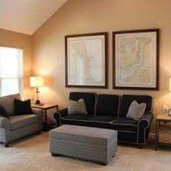 Wall Color For Gray Sofa How Much Fabric A Sectional Colors With Grey Decor