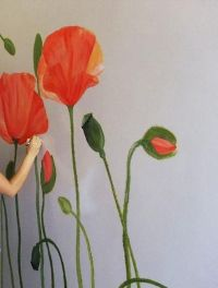 22 Ideas to Add Poppy Flower Designs to Home Decorating ...