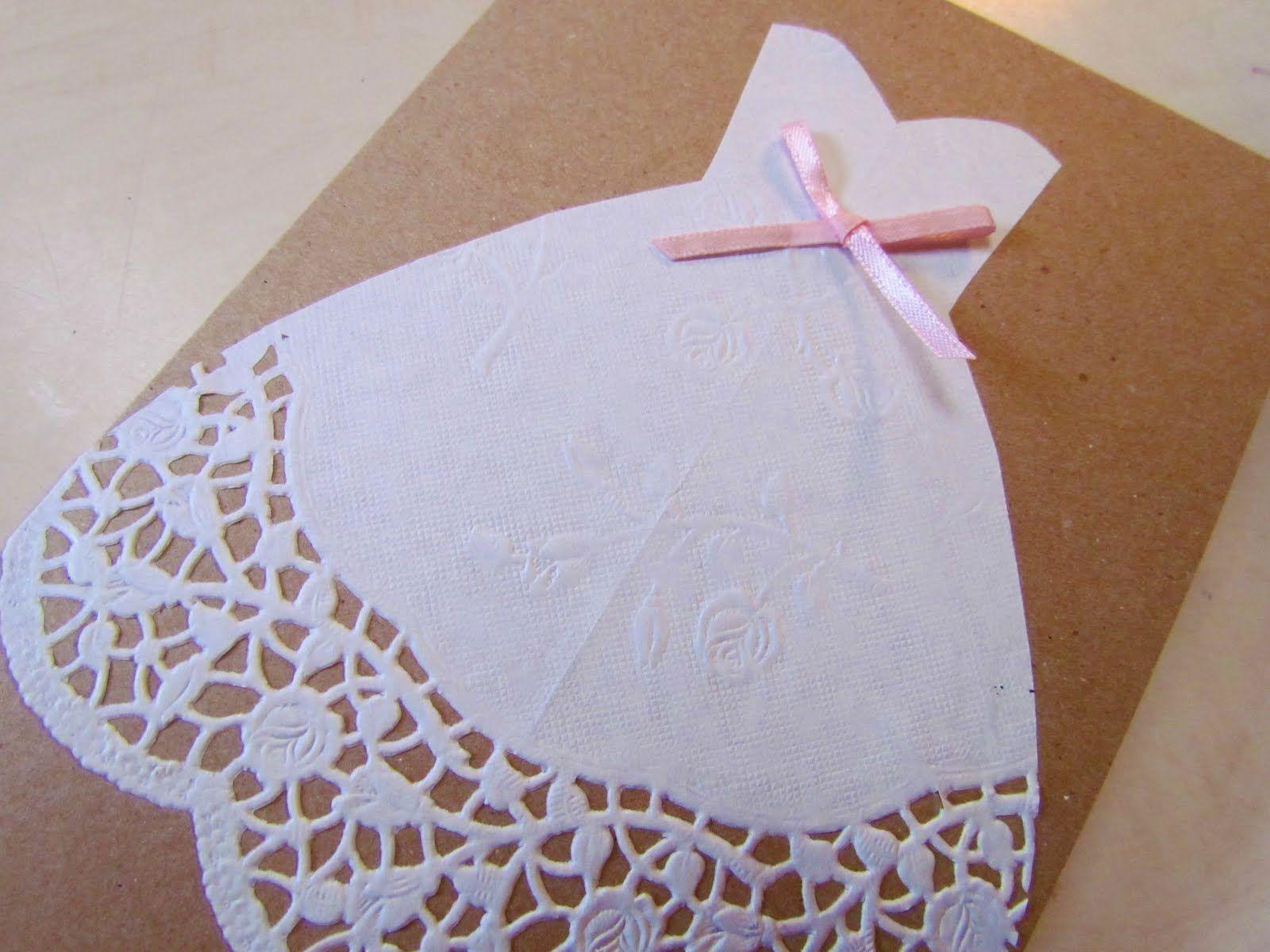 Bridal Shower Scrapbook Paper