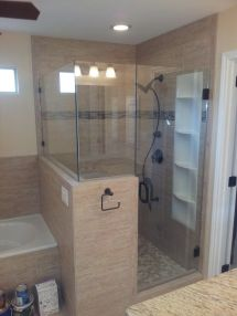 Mobile Home Bathroom Shower Remodel
