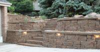 retaining wall ideas | Allan Block And Fizzano Block Shows ...