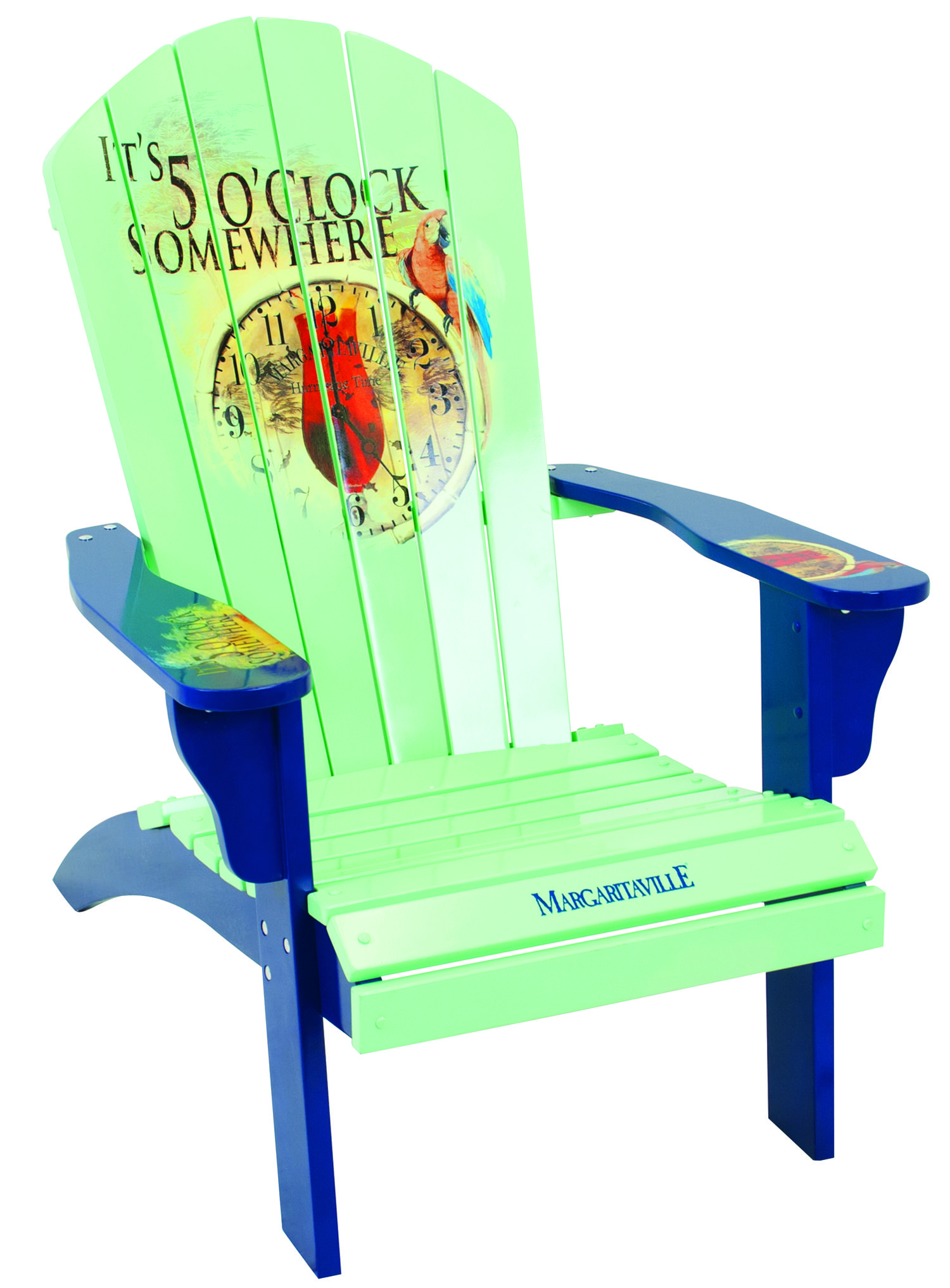 Margaritaville Adirondack Chairs Take A Seat It 39s 5 O 39clock Somewhere Riobrands