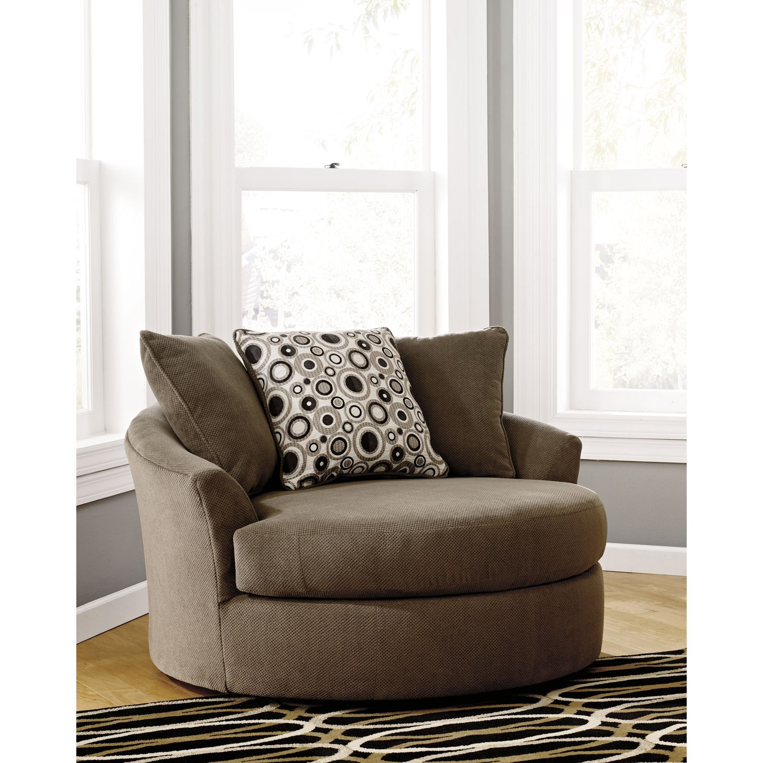 Roenik Oversized Swivel Accent Chair  Sams Club I need