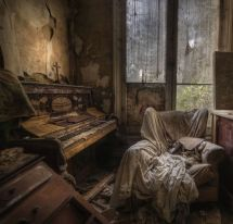 Beautiful Of Abandoned Places. Silly