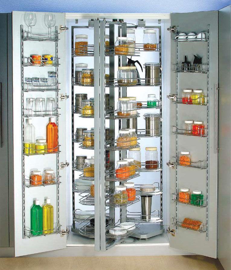 Kitchen Pantry Shelving Units