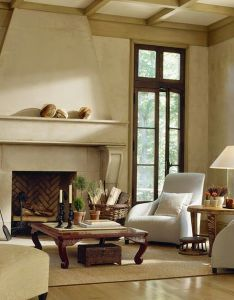 House also rustic elegant living room beautiful rooms  houses pinterest rh