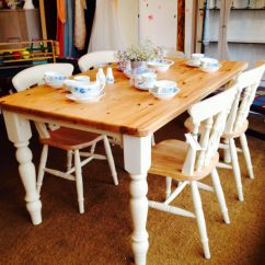 Pine Kitchen Chairs Hanging Chair Acnl Best 25 43 Table And Ideas On Pinterest