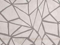 Buy Jaipur Rugs Modern Geometric Pattern Ivory and White ...