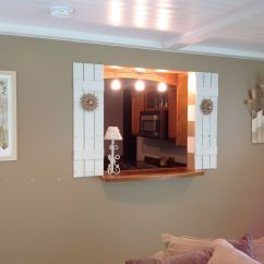 Pass Through Kitchen Window Ikea Rack Wall In Sunroom With From