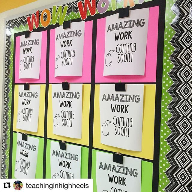 Check Out Teachinginhighheels Amazing Idea For Open House!! I Can