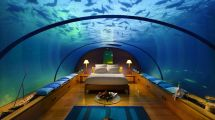 Underwater Hotel Dubai . Widescreen Desktop