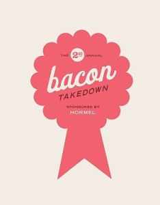 Find this pin and more on branding  design also bacon takedown allan peters pinterest rh