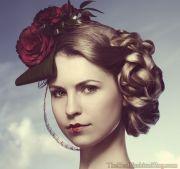 short steampunk hairstyles - google