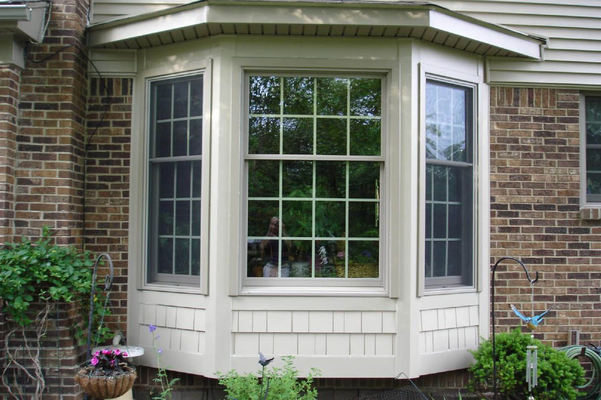 Bay Window Bay Window Exterior Trim Kitchen Pinterest Bay