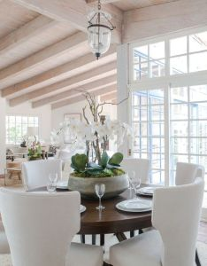 Feast your eyes gorgeous dining room decorating ideas also spaces rh pinterest