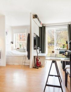 In  small apartment such as this one the biggest challenge is to make all furniture you need fit inside rooms while also managing create an ai fotogalerija   dom  dizajn home interior design rh pinterest
