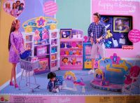 Amazon.com: Barbie Happy Family Baby Store Playset (2002