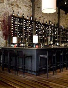 Bar interior design on apparatus architecture restaurant nabuzz com also decoracao em bares  restaurantes rh za pinterest