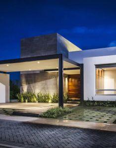 House also casa  casas modernas de adi arquitectura  diseno interior rh pinterest