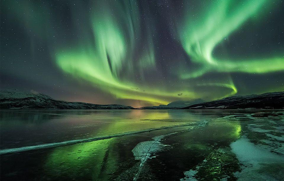 Tromso Northern Lights Forecast