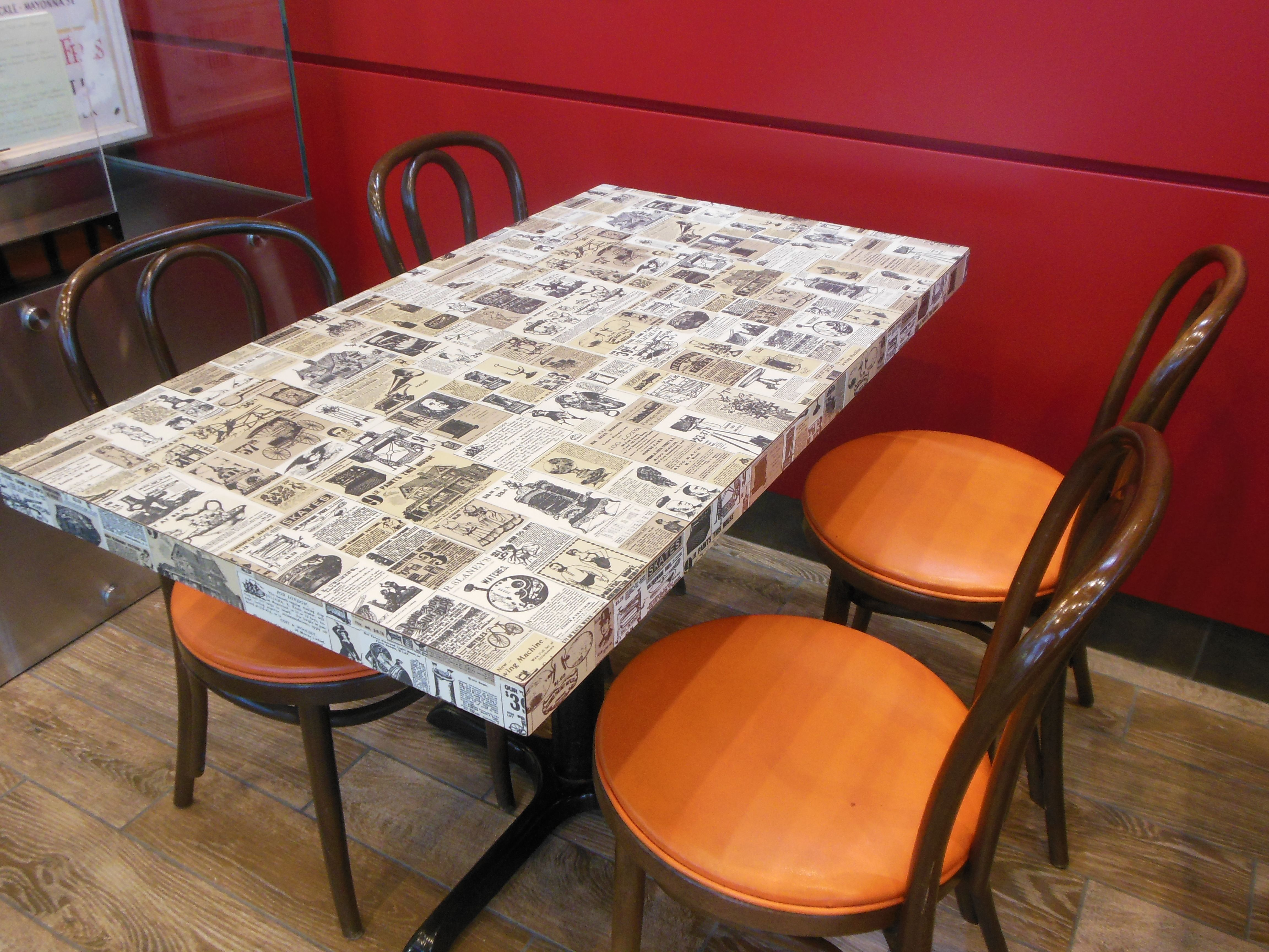 fast table chair decorative chairs cheap vintage wendy 39s food and used to love the