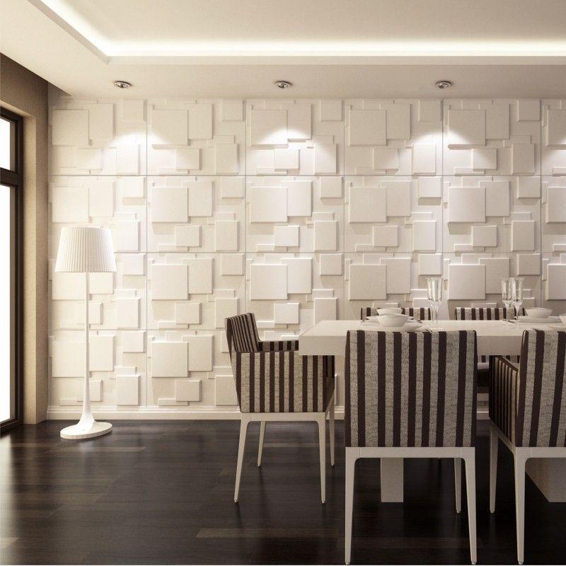 New board wall cladding tiles choc interior decorative tile panels also los paneles de pared  son ideales para crear espacios rh pinterest
