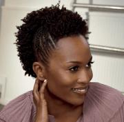 professional black women short
