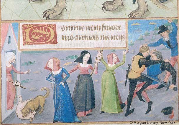 Image result for medieval manuscript anger