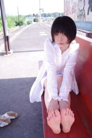 legs women feet japanese toes short