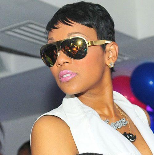 R&B Singer Monica Hair Cut 31 Delicate Monica Hairstyles