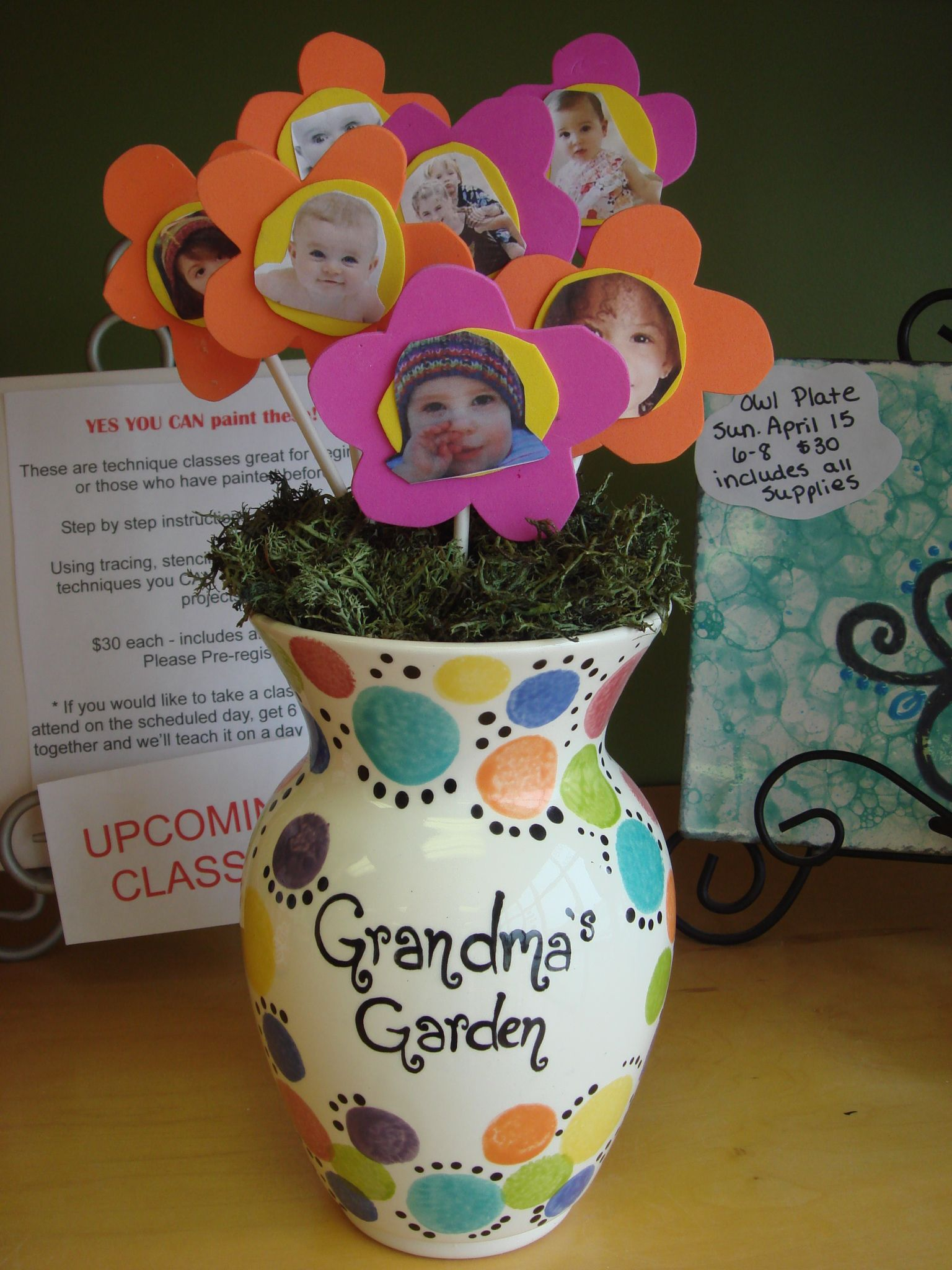Looking For Mother's Day Crating Ideas? Look At These Creative
