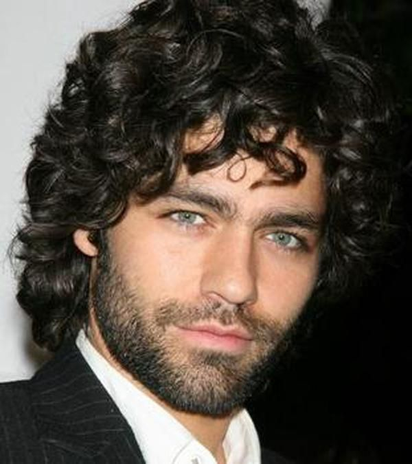 Mens Curly Hairstyles Medium Mens Curly Hairstyles Some Haircuts