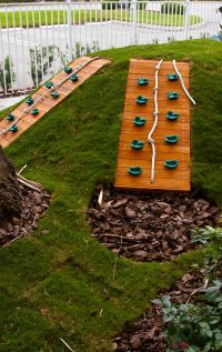 A sneak peek at OUR NATURAL PLAYGROUND. | Playground ...