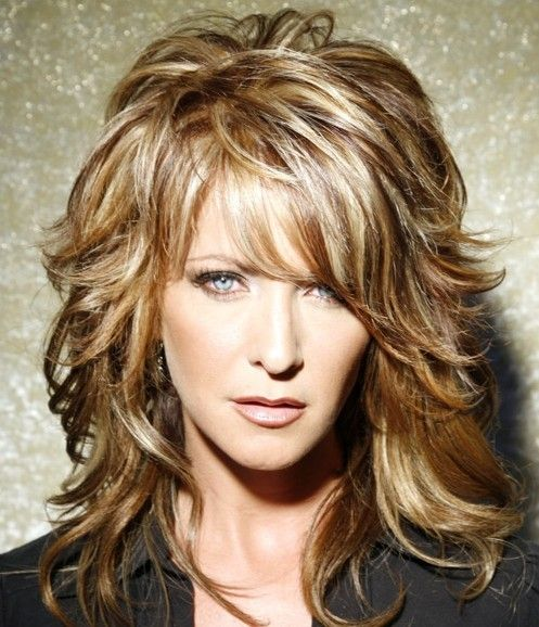 Best Layered Hairstyles Ideas Of The Year Wavy Hairstyles Steep