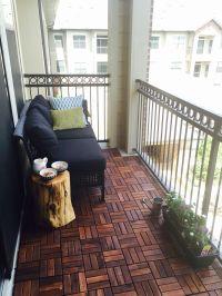 Small balcony decor ideas