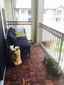 Small Balcony Decor Ideas Pannie' Little Apartment