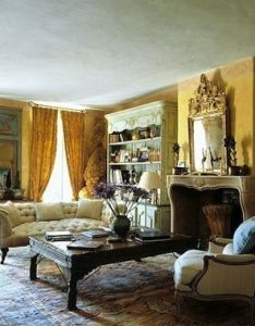 gorgeous gold accents that will turn your home into  palace also rh pinterest