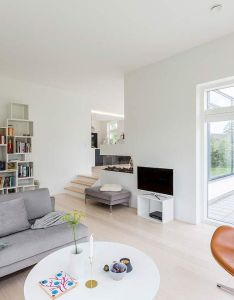 Modern house by skanlux also and interiors rh pinterest