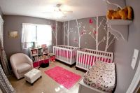 Nursery Tour : A Modern Twist for Twins