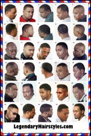 barbershop poster barber hairstyle