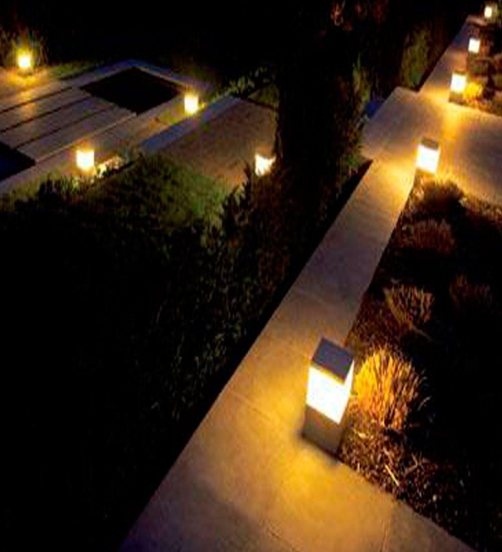 Iluminacin para exteriores  Y se hizo la luz  Pinterest  Iluminacin Iluminacin exterior y Tiendas de iluminacion