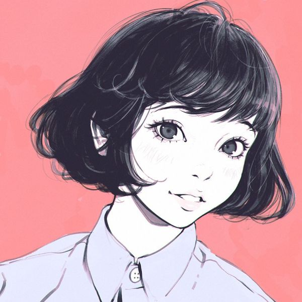 20 Short Hair Tumblr Girl Drawing Pictures And Ideas On Meta Networks