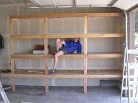 Diy Garage Shelves For Your Inspiration | Diy garage ...