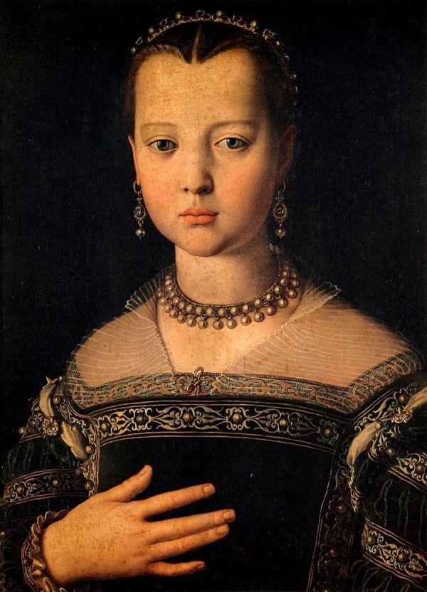 Renaissance Portrait Paintings